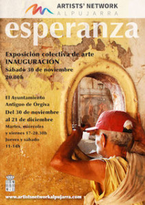 PP Orgive Art Exhibition ANA Esperanza