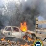 SAL Burning Car 17Nv19
