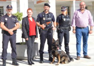SAL New Police Dog