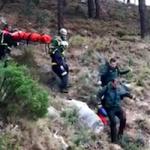 ALM Lentegi Paragliding Accident