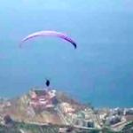 ALM Loma del Gato paraglider