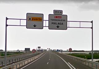 MOT GR-16 Port Access Road