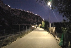 SAL Gambullon Street Lighting