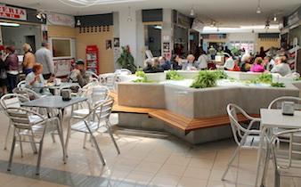 SAL Mercado Municipal Cafeteria