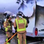 SPN Caravan Arson Death