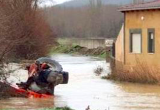 SPN Tractor Driver Drowns