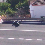 ALM Old Man in Bike Accident