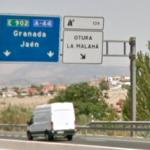 GRA A-44 Otura-Malahá Junction 139