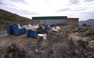 ALM Lentegi Rubbish Dump
