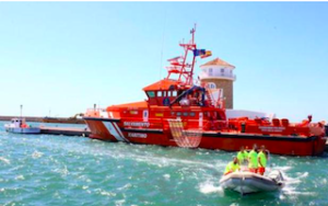 ECO Fishing Boat Rescue