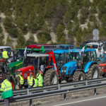 GRA Tractor Protest