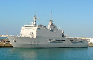 MOT Castilla L52 Visit