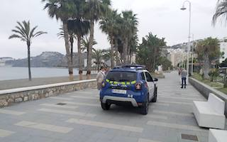 ALM Police on Paseo