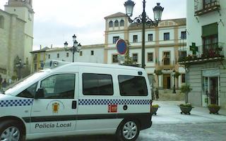 GRA Baza Policia Local