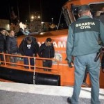 MOT Immigrants Arriving at Port