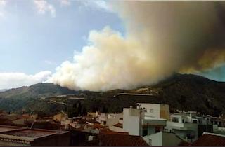 MOT Velez B hill fire 14MR20