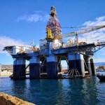 COS Rig Docked in Almeria