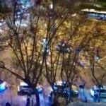GRA Policia Local Procession during Lock Down