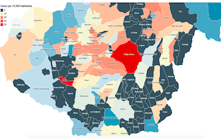 GRA Provincial Map of Municipalities