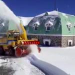 GRA Sierra Nevada Snow Ploughs