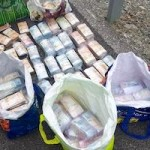 MOT Lorry Drugs Bust