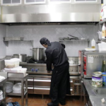 SPN Generic Chef in a Kitchen