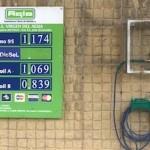 SPN Pump Prices end April 2020