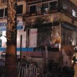 ALM Arson in Almuñécar