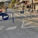 ALM San Cristobal road closed