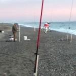 MOT Anglers on Motril Beach