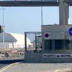 MOT New Port Entrance