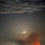 SAL Vega Fire Picturesque