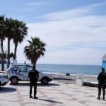 ALM Police Control Beaches San Juan 2020