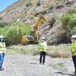 ECO Removing Barranco Plastic