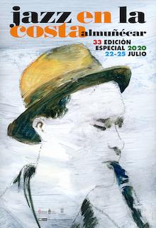 FTR Jazz en la Costa 2020 Poster