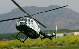 GRA Guardia Helicopter