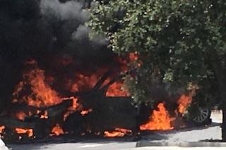 ALM Jete Car Fire 04