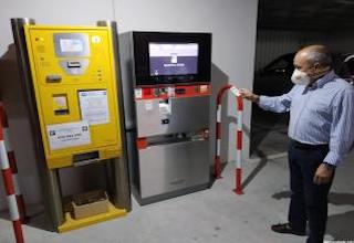 ALM Paco Shows New Parking Machines