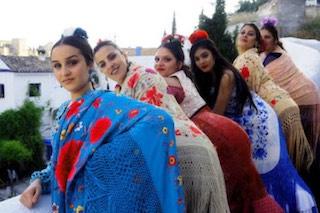 GRA Venta el Gallo dancers