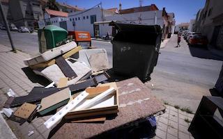 MOT Dumped Household Items