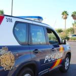 MOT Policia Nacional patrol car