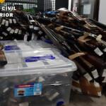 SPN Guardia Destroy Firearms JL20