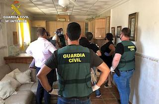SPN guardia civil alicante
