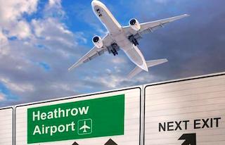 WLD Heathrow Airport