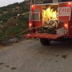 ALM Fireman & Landrover Fire Engine