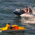 ECO Irresponsible Jet Ski Users
