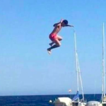 ECO Jumping Off Rocks Banned