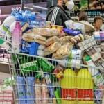 GRA Loaded Shopping Trolley