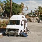LHR Camper Van Marina del Este