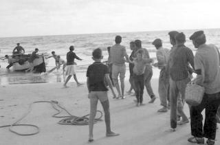 LHR Jábega fishing